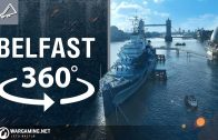 World of Warships – HMS Belfast 360° VR Experience