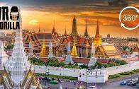 Discover Bangkok: A Guided City Tour (360 VR Video)