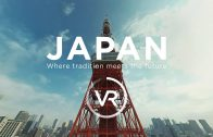 [360°VR] JAPAN – Where tradition meets the future