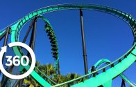 Mega Coaster: Get Ready for the Drop (360 Video)