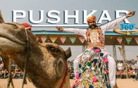 PUSHKAR CAMEL FAIR IN VIRTUAL REALITY   INDIA IN 360 VR