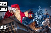 Visit Santa's Village at the North Pole in Finland | Unframed by Gear 360 | NowThis
