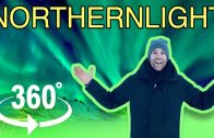 Be amazed by these Northern Lights… in 360 Degrees!