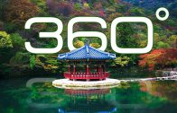 Baekyangsa Temple and Naejangsan Mountain Park | 8K VR video | virtual reality video