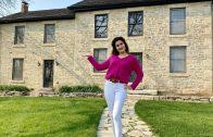 VR 360 VIDEO | Rural Kansas 1860s Limestone Estate Experience