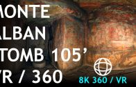 Monte Alban 'Tomb 105' virtual tour 8K VR 360