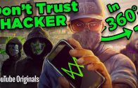 Never Trust a HACKER! – Game Lab 360 Video