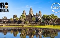 Angkor Wat & Cambodia Extended 360 VR Experience (360 VR Video)