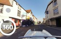 Drop The Top And Motor Through the English Countryside in 360° VR! (360 Video)