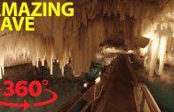 Explore a stunning underground wonderland in VR