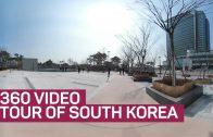 Samsung's home turf: Take a 360-degree tour of Korea