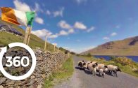 Tour Ireland in Immersive Virtual Reality! ☘ (360 Video)