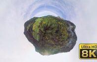 VR 360° 8K Drone Footage – VR360 Gimbal – Aerial 8K video