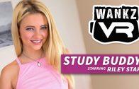 WankzVR – Riley Star VR Porn – Study Buddy (SFW VR Trailer)