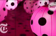 Let Yayoi Kusama Take You to Infinity | The Daily