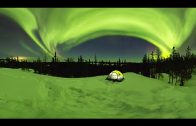 360˚ Northern Lights | VR Wonders Of The World (4k)