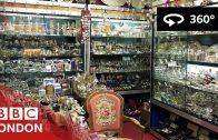 360° Video: Inside's the London Silver Vaults – BBC London