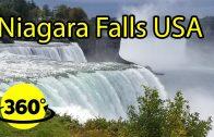 360° Video   Niagara Falls USA side
