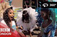 360° Video: Notting Hill Carnival 2019 – BBC London