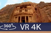 7th world wonder: Petra (Jordan) in 360 VR