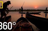 Africa's Pristine Delta in 360 – Ep. 1 | The Okavango Experience