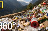 Clearing Everest's Trash – 360   National Geographic