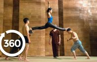 Defy Gravity In an Acrobatic Dance | Hanoi, Vietnam 360 VR Video | Discovery TRVLR