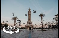 Discover the city of Izmir in 360