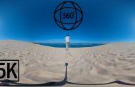 Dune Du Pilat, France | 360° 5K Virtual Reality Video