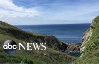 Explore the historic South West Coast Path through Cornwall, England | ABC News