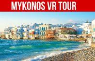 Mykonos VR Tour: The Most Beautiful Island?