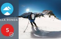 Red 5 – 360 VR | Sella Ronda, Italy | Piste View