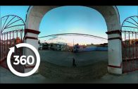 The Sunset Steps of Acazulco | Mexico City, Mexico 360 VR Video | Discovery TRVLR