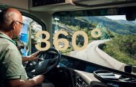 Volvo Trucks – A 360° view from behind the wheel driving through the spectacular Norwegian fjords