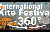 VR 360 9th Łeba International Kite Festival in Poland 2019 by Andrii Shramko